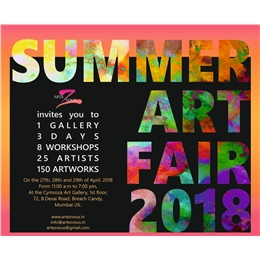 Summer Art Fair 2018